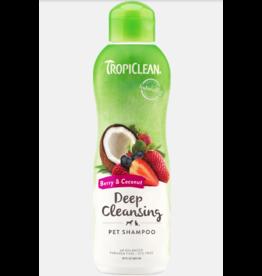 TropiClean TropiClean: Berry & Coconut Shampoo 20oz