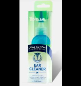 TropiClean TropiClean: Dual Action Ear Cleaner 4oz