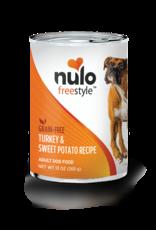 Nulo Nulo: dog Turkey & Sweet Potato 13oz
