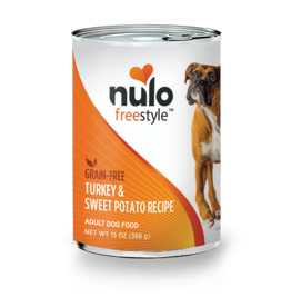 Nulo Nulo: dog Turkey & Sweet Potato 13oz