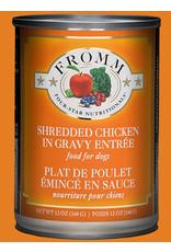 Fromm Fromm: dog Shredded Chicken 12oz