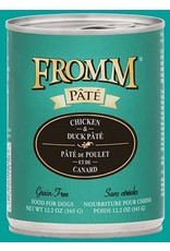 Fromm Fromm: dog Chicken Duck 12.2oz