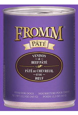 Fromm Fromm: dog Venison Beef 12.2oz