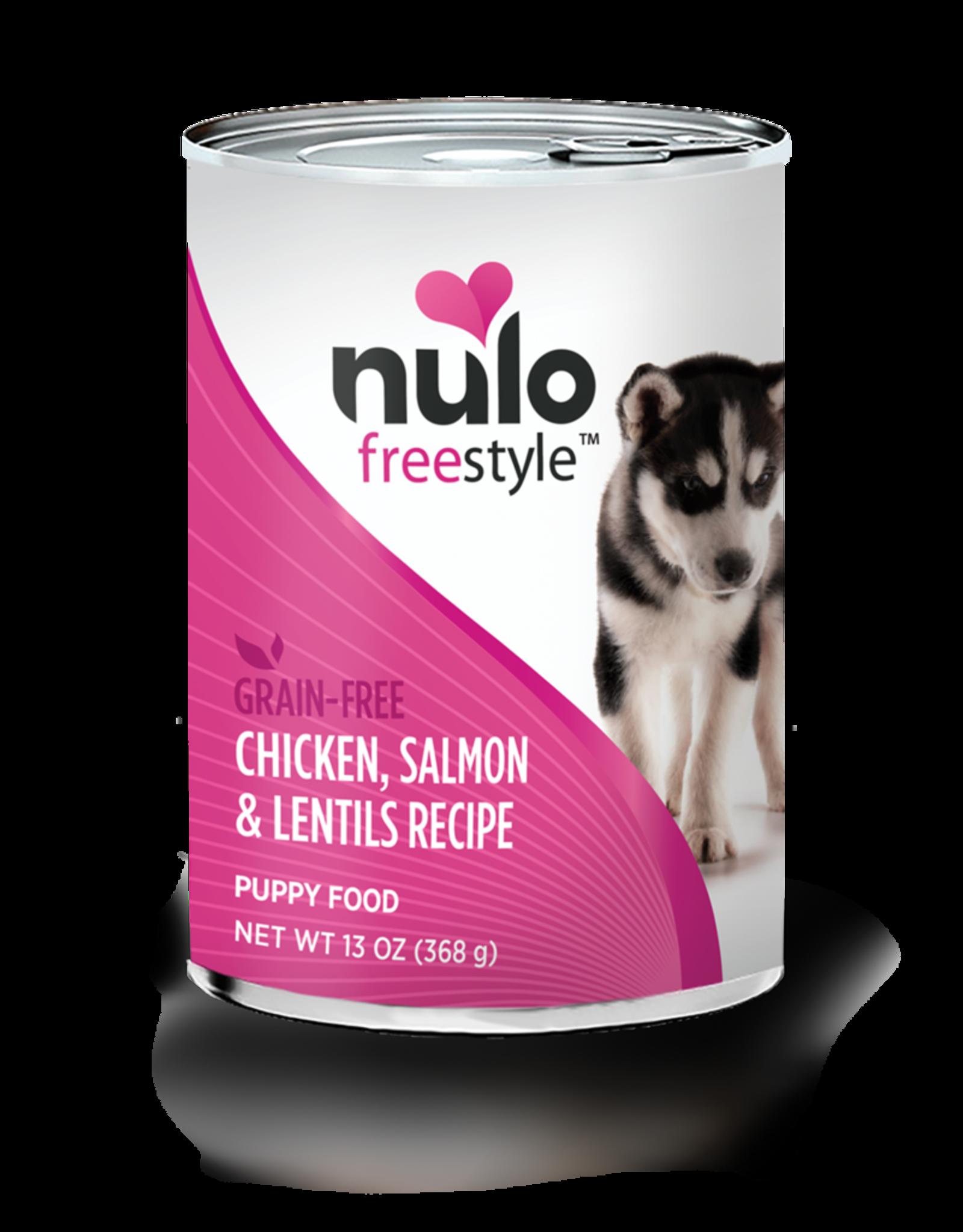 Nulo Nulo: puppy Chicken 13oz