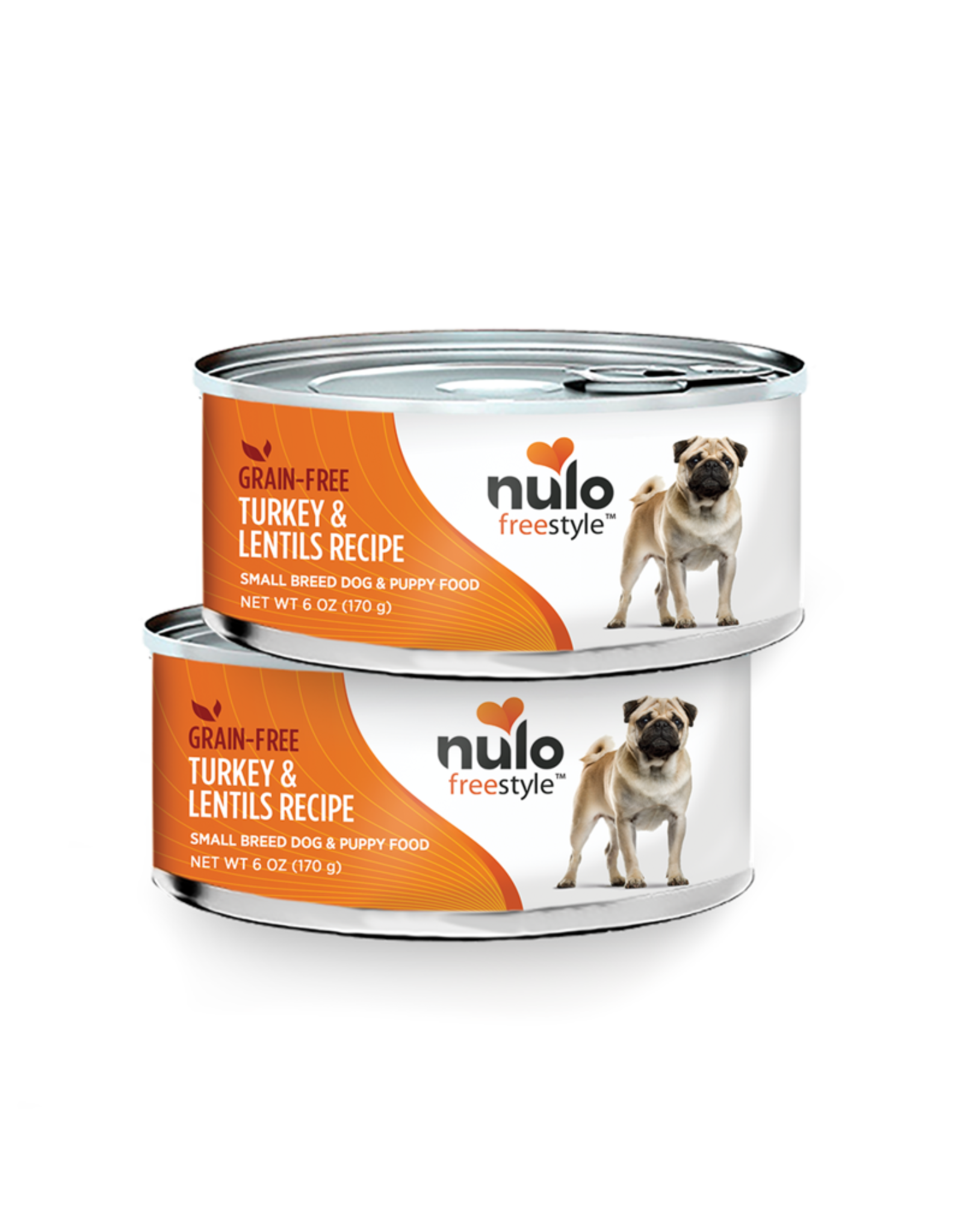 Nulo Nulo: dog Turkey 6oz