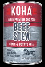 KOHA: dog Beef Stew 12.7oz single