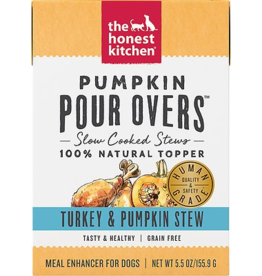 The Honest Kitchen HK: dog Turkey & Pumpkin 5.5oz single