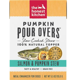 The Honest Kitchen HK: dog Salmon & Pumpkin 5.5oz single