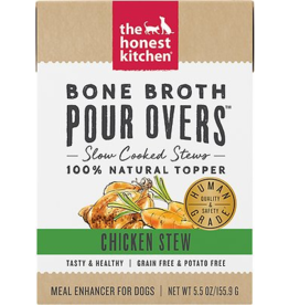 The Honest Kitchen HK: dog chicken Bone Broth 5.5oz single
