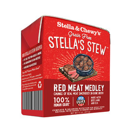 Stella: dog Red Meat Medley 11oz single