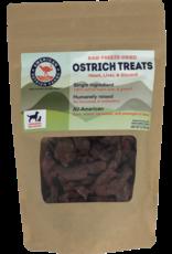 American Ostrich Farm AOF: FzD Ostrich Treats