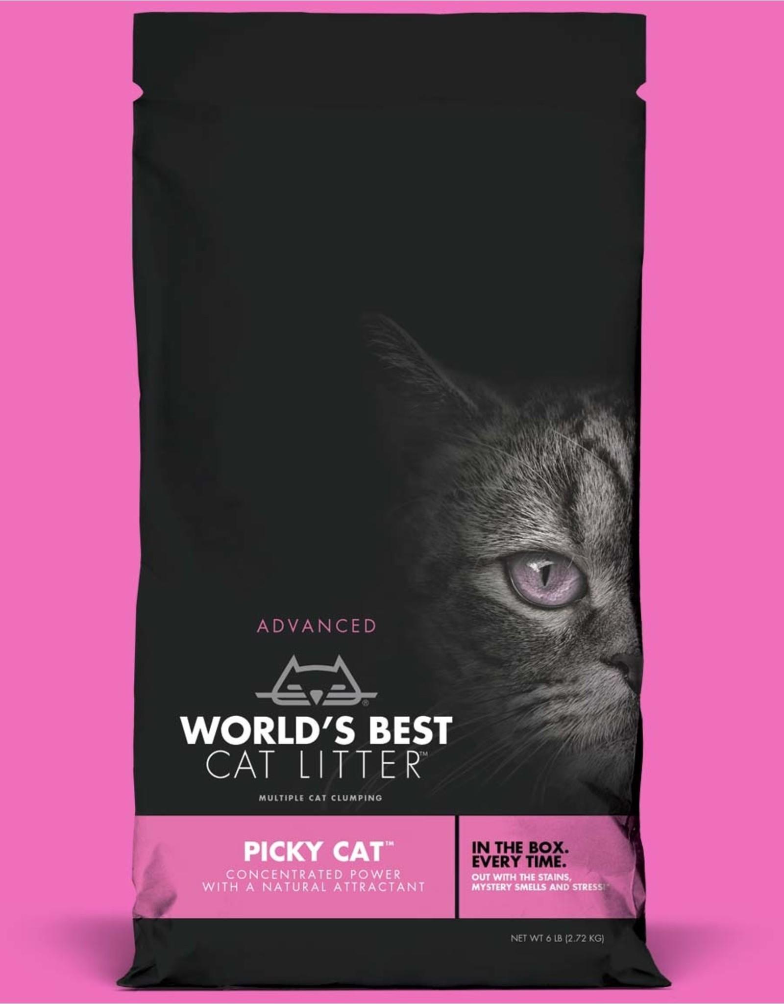 Worlds Best: Litter Advanced Picky 12lb
