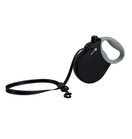 Alcott: Retractable Leash Adventure XS Black