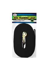 FourPaws: Cotton Training Lead Black 10ft