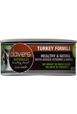 Dave: cat Healthy Turkey 5.5oz