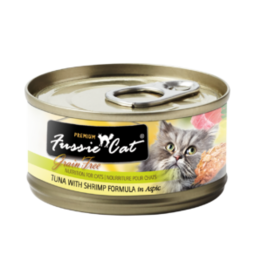 FussieCat: Tuna & Shrimp 2.8oz
