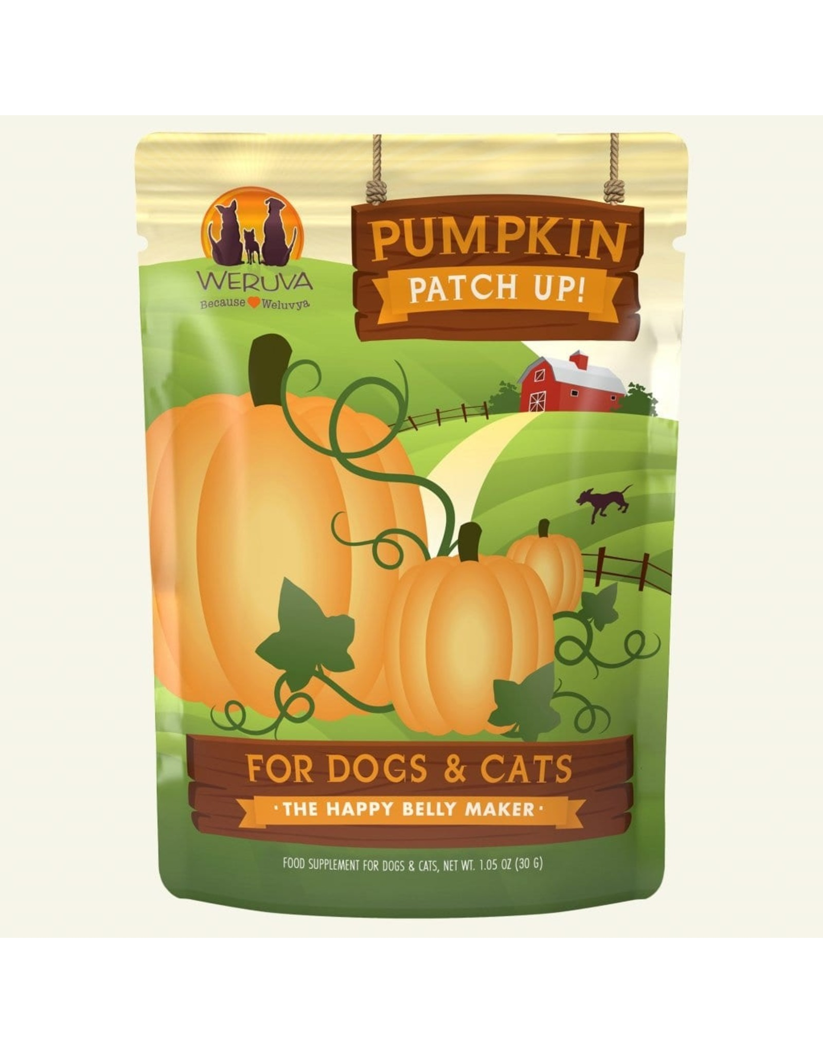 Weruva Weruva: Pumpkin Patch Up! 1.05oz