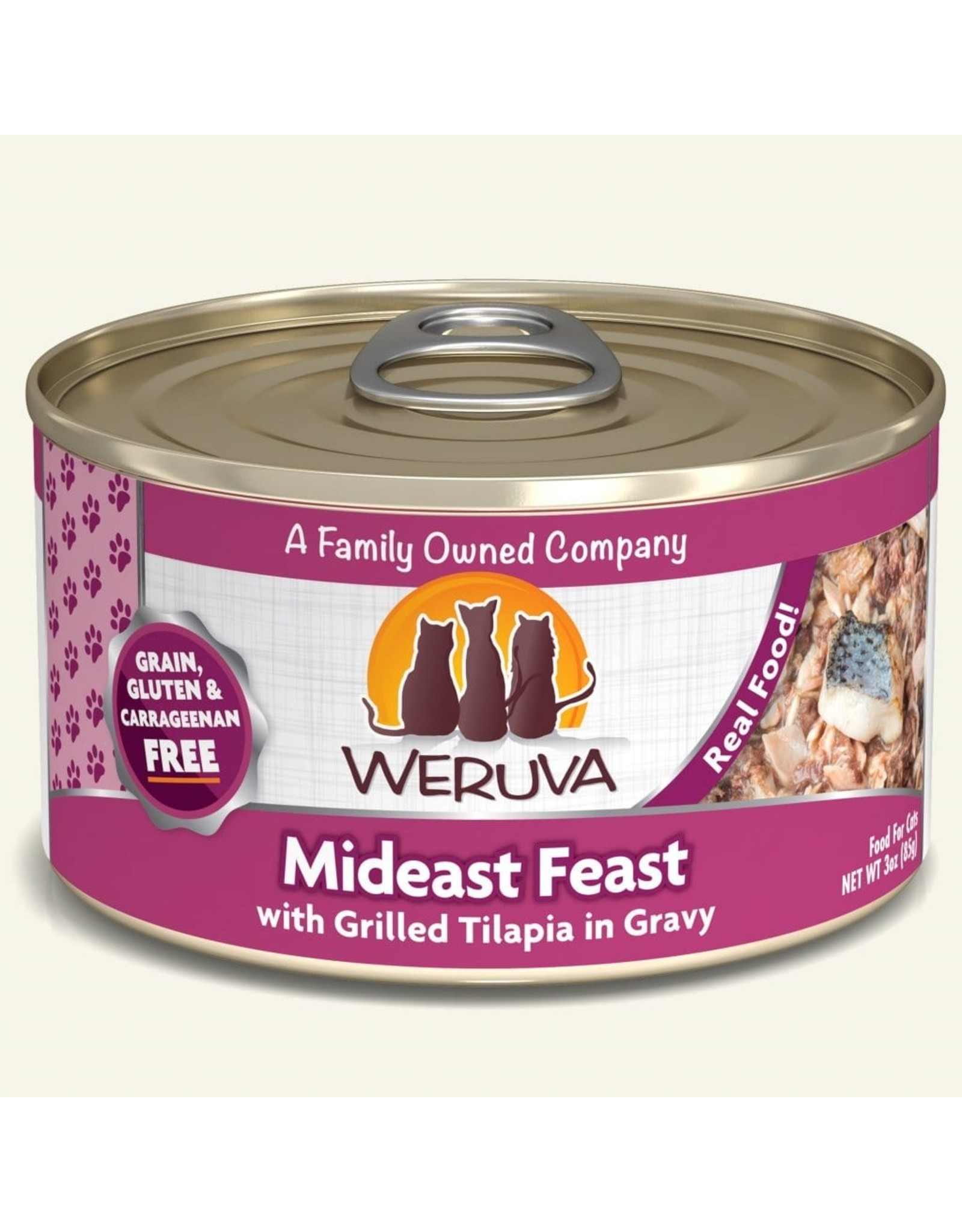 Weruva Weruva: cat Mideast Feast 3oz single