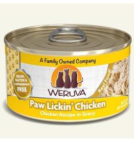 Weruva Weruva: cat Paw Lickin' Chicken 3oz