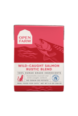 Open Farm Open Farm: cat Salmon Blend 5.5oz single