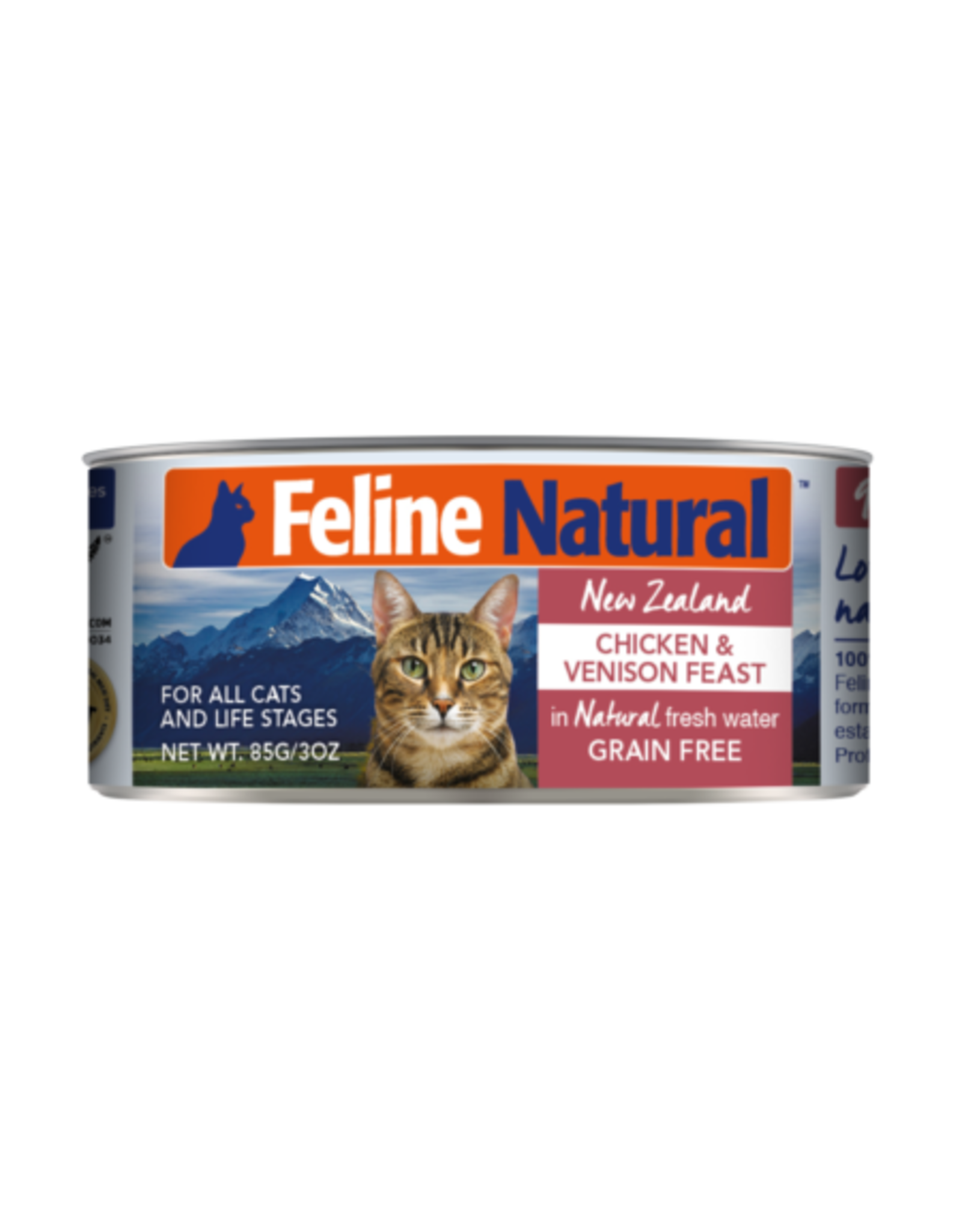 FelineNAT: Chicken & Venison 3oz