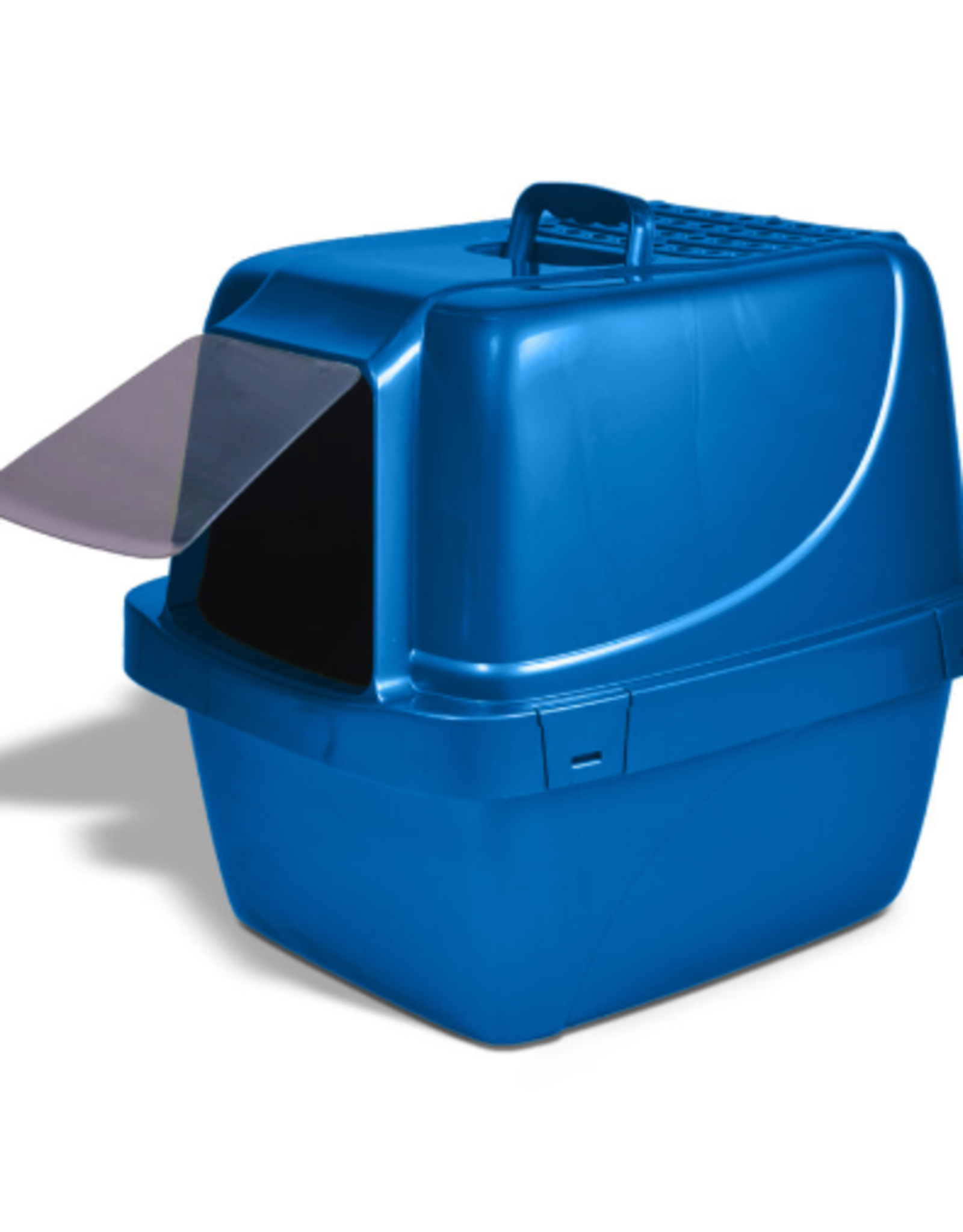 Van: Enclosed Litter Pan