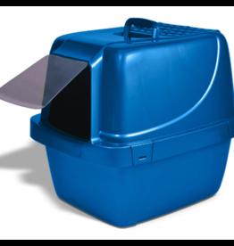 Van: Enclosed Litter Pan