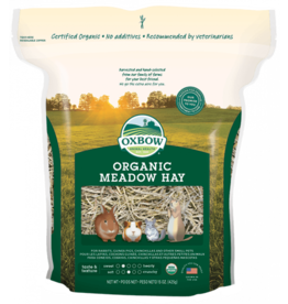 Oxbow Pet Products Oxbow: Meadow Hay 15oz