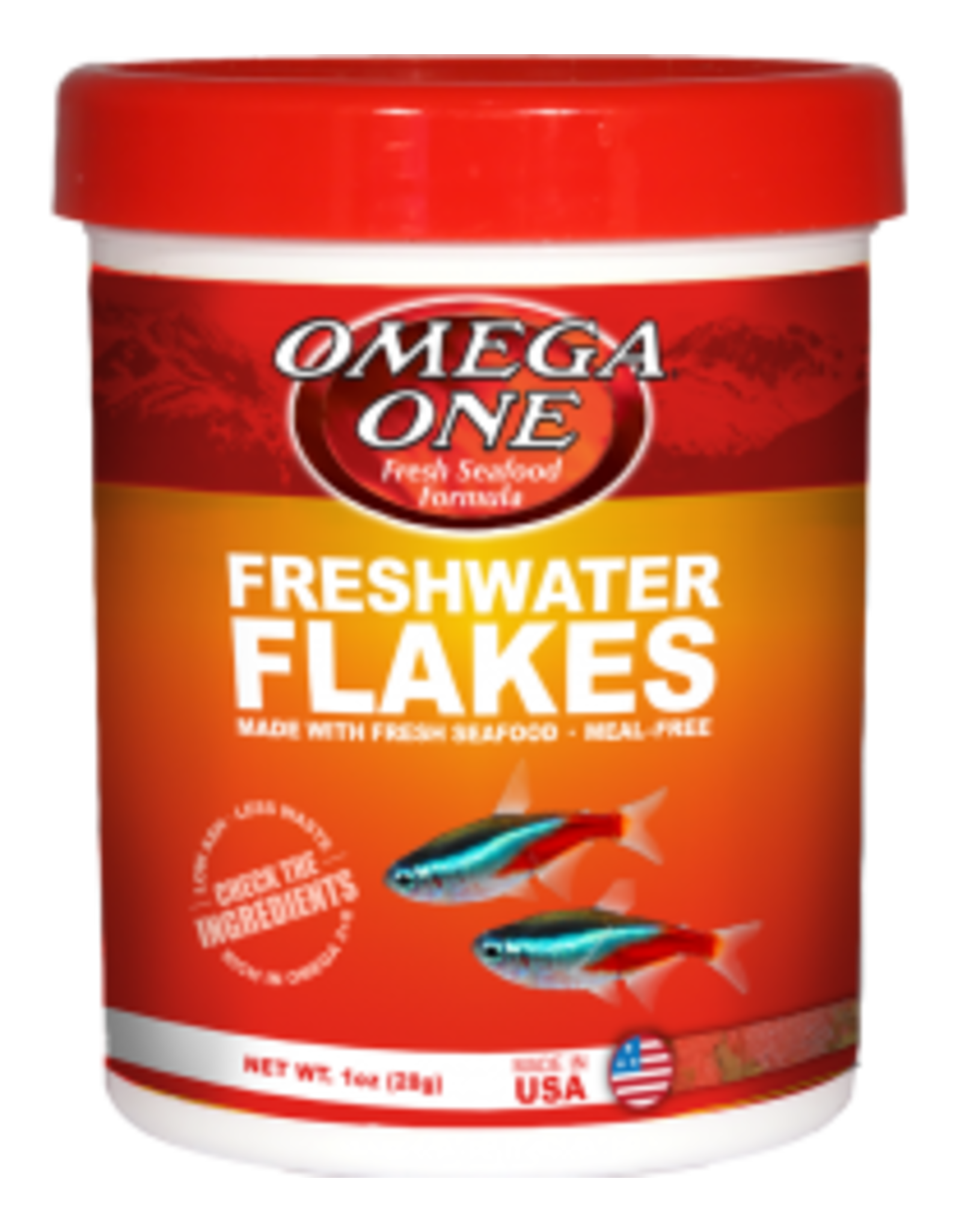Freshwater Flakes 1z