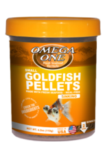 Goldfish Pellets Small 4.2z
