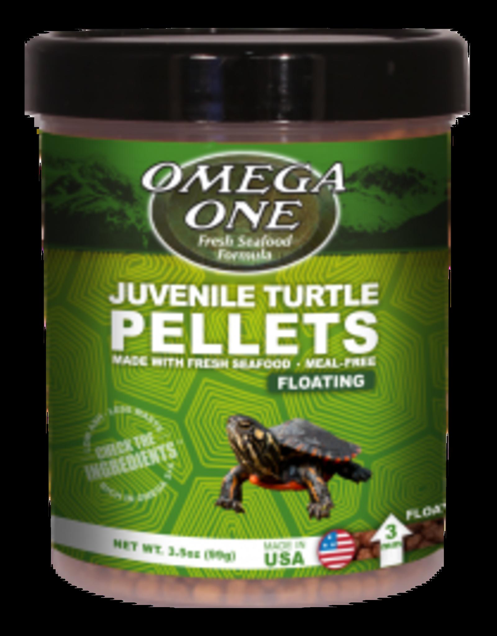 Juvenile Turtle Pellet 1.5z