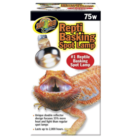 Zoo Med ZooMed: Bulb Basking Spot 75W