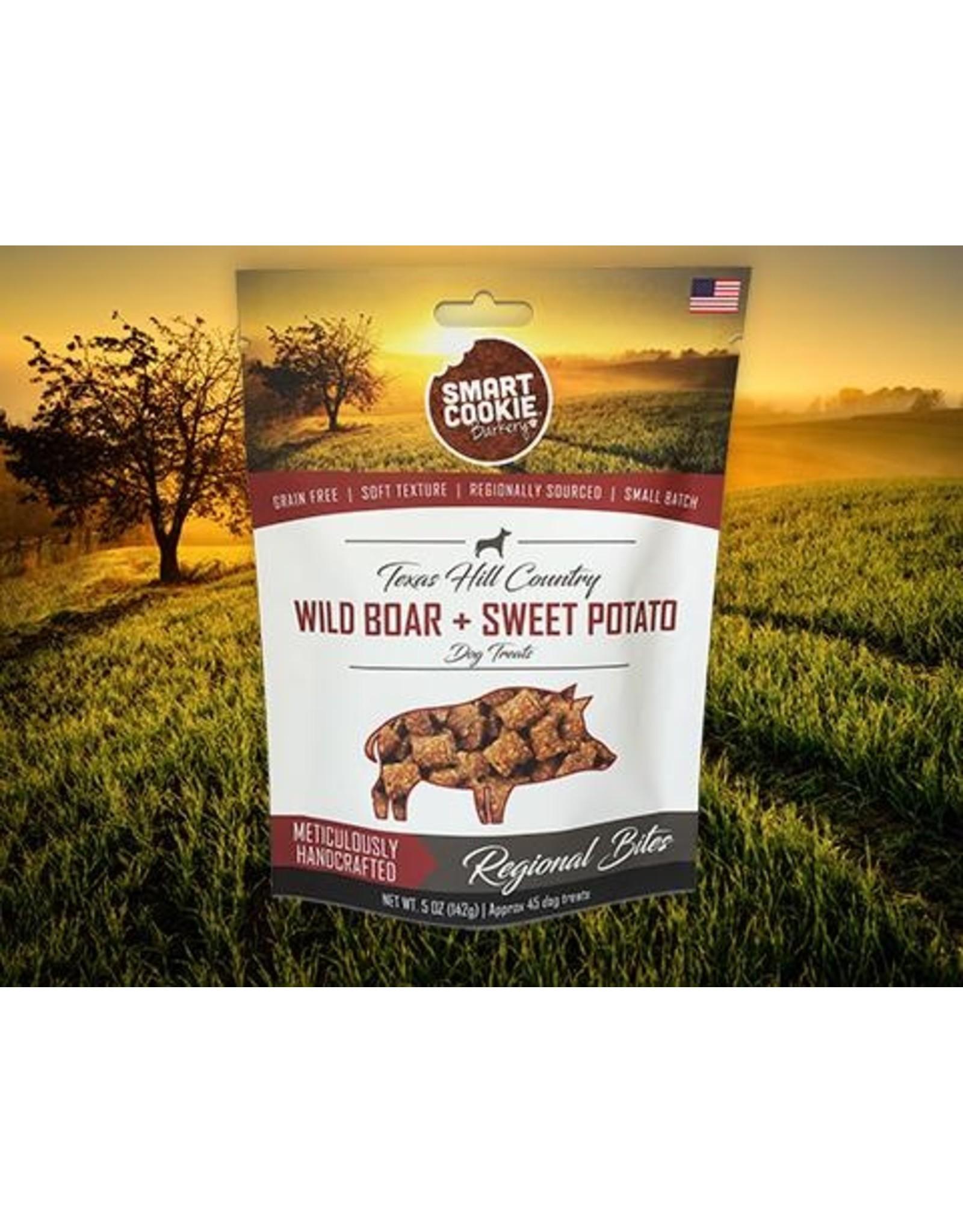 Smart: Texas Wild Boar Sweet Potato 5oz DC