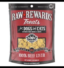 Northwest Naturals NWN: dog FzD Beef Liver Treat 3oz