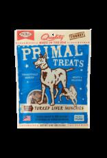 Primal Primal: Turkey Liver Munchie 2oz