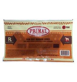 Primal Primal: RAW Beef Bone 6ct