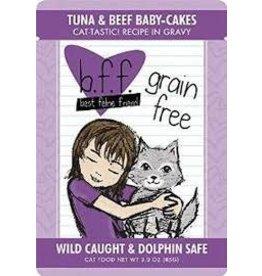 Weruva Weruva: cat BFF Tuna & Beef pouch 3oz