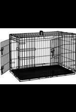 """PCR: 2 Door Wire Crate 30x19"""""""