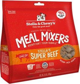 Stella & Chewy Stella: dog FzD Mixers Beef 18oz