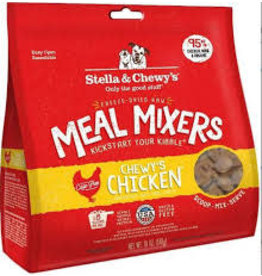 Stella & Chewy Stella: dog FzD Mixers Chicken 18oz