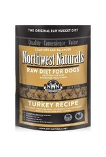Northwest Naturals NWN: dog RAW Nugget Turkey 6lb