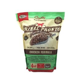 Primal Primal: dog RAW Pronto Chicken 4lb