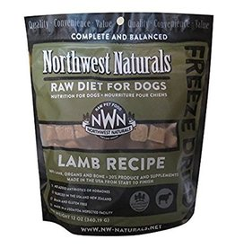 Northwest Naturals NWN: dog FzD Lamb 12oz