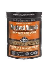 Northwest Naturals NWN: dog RAW Nuggets Chicken/Salmon 6lb