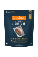 Natures Variety Instinct: dog RAW Rabbit 3lb