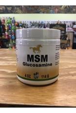 Healthline Nutrition Healthline: MSM Glucosamine 4oz