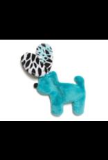 West Paw Designs WestPaw: Unstuffed Floppy Dog - Large Teal