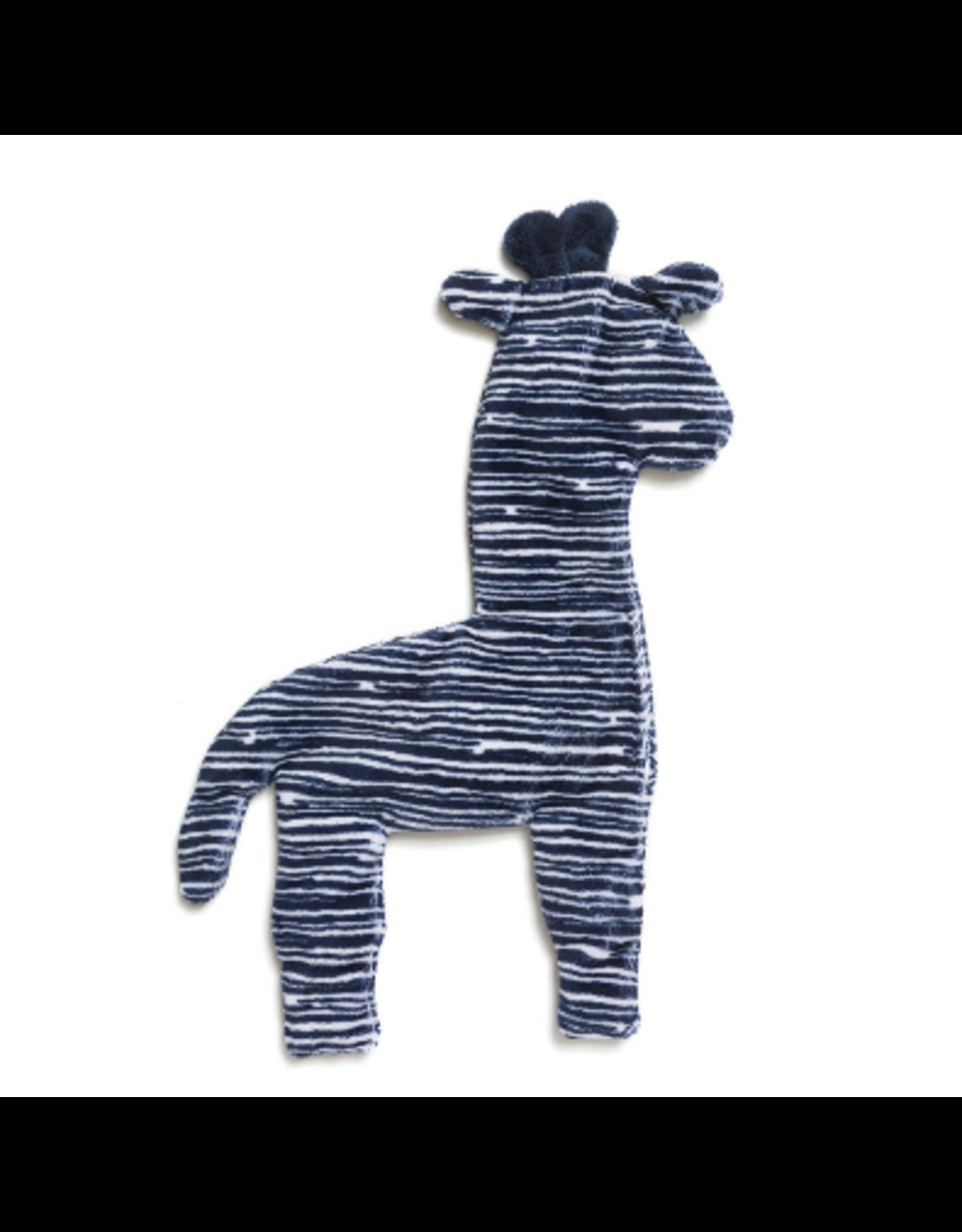 West Paw Designs Westpaw: Floppy Giraffe - Large  Navy Stripe