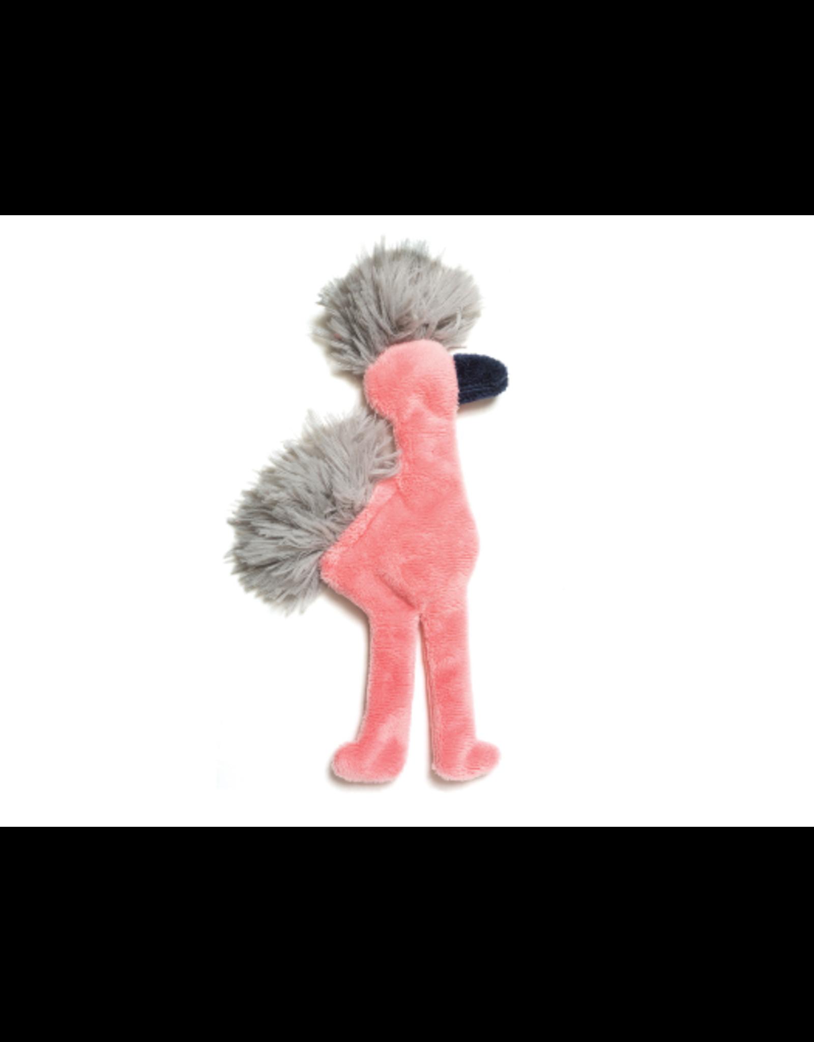 West Paw Designs WestPaw: Unstuffed Mingo - Mini Pink