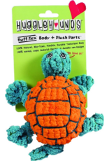 HuggleH: Dude (Turtle) orange/teal